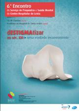 Debate sobre o estigma da saúde mental junta profissionais de psiquiatria no CHL