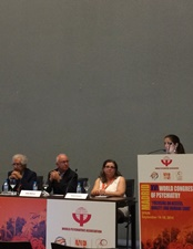 CHL leva consulta de especialidade ao Congresso Mundial de Psiquiatria