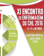 Encontro de Enfermagem do CHL acontece a 13 e 14 de outubro