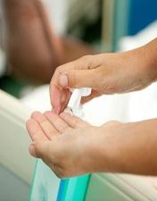 Lave as mãos, proteja os doentes!