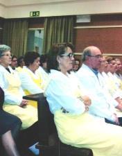 Cuidar e humanizar é mote para formação dos voluntários do CHL
