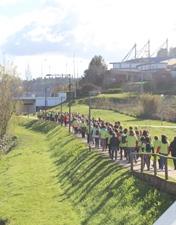 Centro Hospitalar de Leiria caminha para assinalar o Dia Mundial de Luta Contra o Cancro
