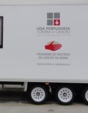 Centro Hospitalar de Leiria acolhe unidade móvel para rastreio de cancro da mama