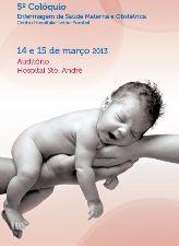 Parentalidade passo a passo no Colóquio de Enfermagem em Saúde Materna e Obstétrica do CHLP