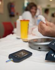 CHL sensibiliza a população para a Diabetes com rastreios e conselhos