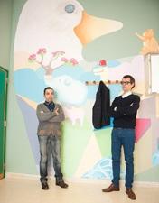 """Novas cores e pinturas """"animam"""" a Urgência Pediátrica"""