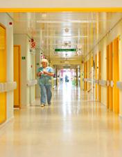 Profissionais do Hospital de Ponta Delgada visitam HSA