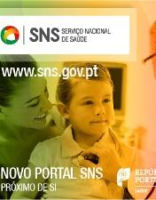 Serviço Nacional de Saúde lança novo Portal