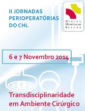 II Jornadas Perioperatórias do CHL analisam