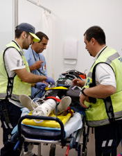 "Exercício ""Leiria'14"" testa plano de catástrofe do CHL"