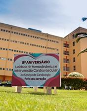 Centro Hospitalar de Leiria assinalou o mês do coração em maio