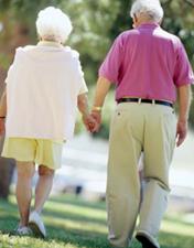Pessoas idosas ativas