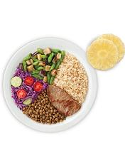 Como combinar o prato saudável?